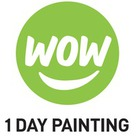 Wow 1 Day Painting's logo