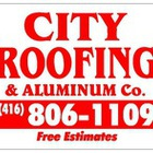 City Roofing & Aluminum co.'s logo