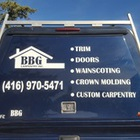 B.B.G. Carpentry, Inc.'s logo