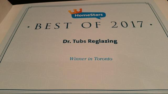 Dr Tubs Reglazing HomeStars