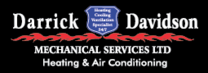 Darrick Davidson Mechanical Services Limited's logo
