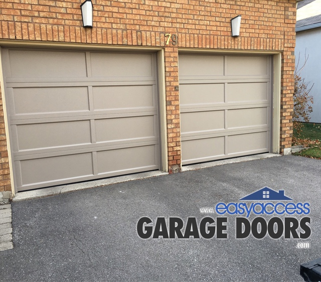 Easy Access Garage Doors Inc Images In Vaughan Ontario
