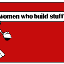 Women Who Build Stuff's logo