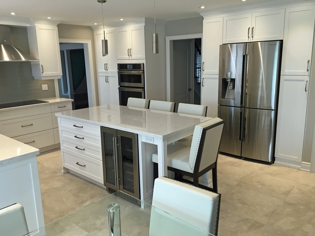 Edge Kitchens Inc In Oakville Homestars