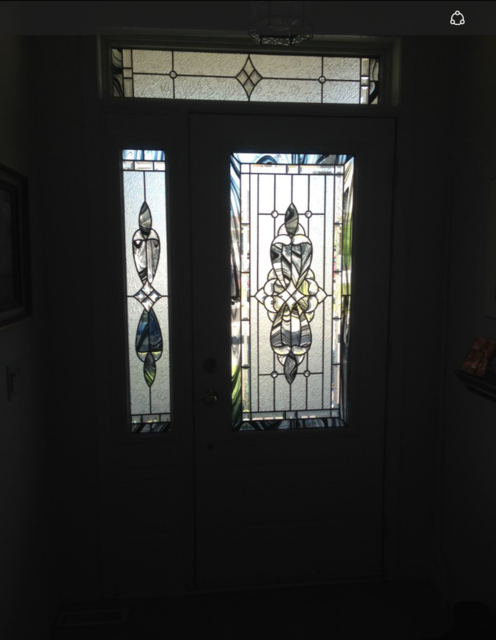 Pinnacle 1 Decorative Glass Windows Amp Doors Installation