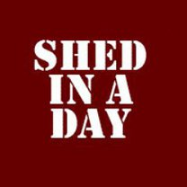 Shed In A Day's logo