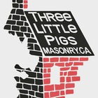 Three Little Pigs Masonry.Ca's logo