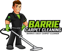 Barrie Carpet Cleaning's Logo