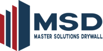 Msd   Master Solutions Drywall's logo