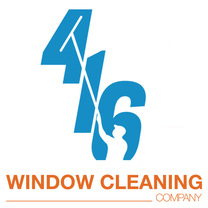 416 Window Cleaning's logo