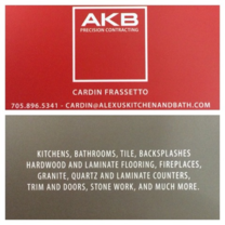 Akb Precision Contracting's logo