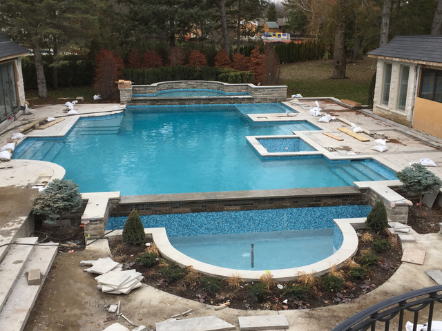 Leo Marbelite Inc Swimming Pools Spas Amp Hot Tubs In