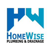 Home Wise Plumbing's logo