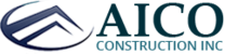 AICO Construction Inc's logo