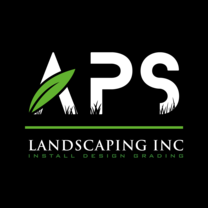 APS Landscaping Inc.'s logo