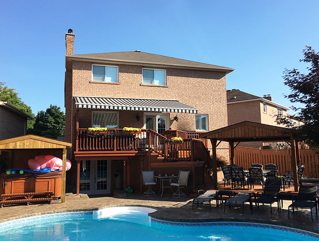 Omnimark Awnings Awnings Amp Canopies In Mississauga