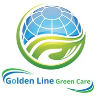 Golden Line Green Care's logo