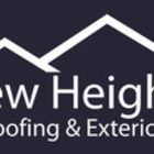 New Heights Roofing's logo