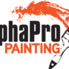 Alpha Pro Painting's logo