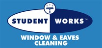 Student Works Window Cleaning's logo