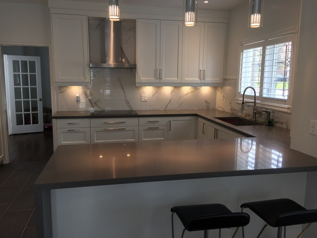 Review Of Samwood Kitchens Inc Kitchen Bathroom Cabinets Design In Toronto Homestars