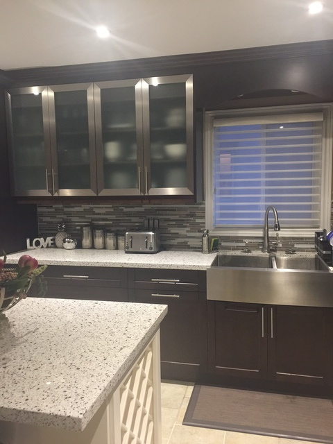 Itu0027s My Dream Kitchen And We Love It!!! I Would Highly Recommend Bax Canada  , They Were Very Professional And Any Questions Or Concerns I Had They  Answered ...