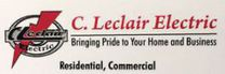 C. Leclair Electric's logo