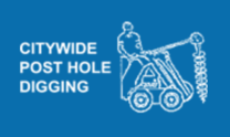 Citywide Post Hole Diggers's logo