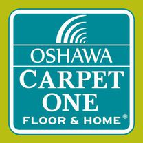 Oshawa Carpet One Floor and Home's logo