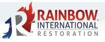 Rainbow International Restoration KWC's logo