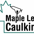 Maple Leaf Caulking's logo