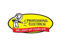 Professional Electrical's logo