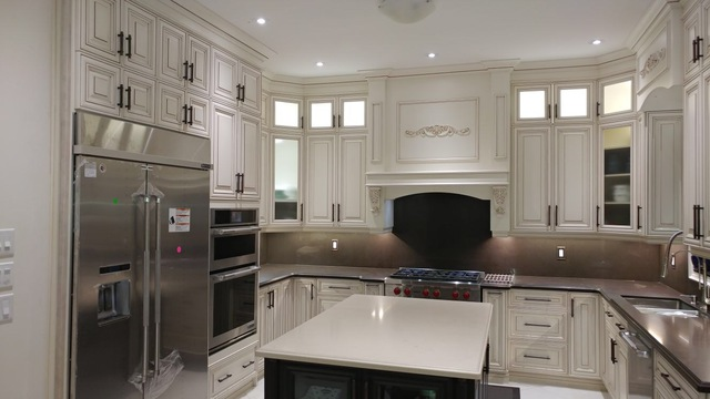 review of brampton kitchen cabinets ltd kitchen