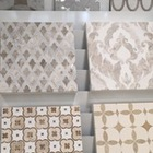An Array of Beautiful Patterned Tiles