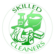 Skilled Cleaners Inc's logo
