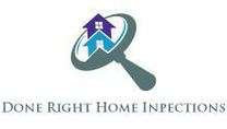 Done Right Home Inspections's logo
