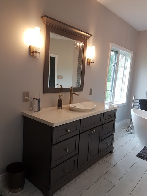 Review Of Hawkeye 39 S Renovations Bathroom Renovation In Burlington Homestars