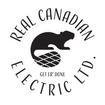 Real Canadian Electric Ltd's logo