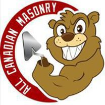 All Canadian Masonry's logo