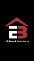 E.B. Design & Construction Inc.'s logo
