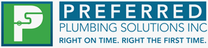 Preferred Plumbing Solutions Inc.'s logo