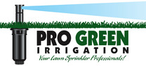 Pro Green Irrigation's logo