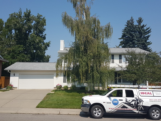 Ideal Insulation Roofing Insulation In Calgary Homestars