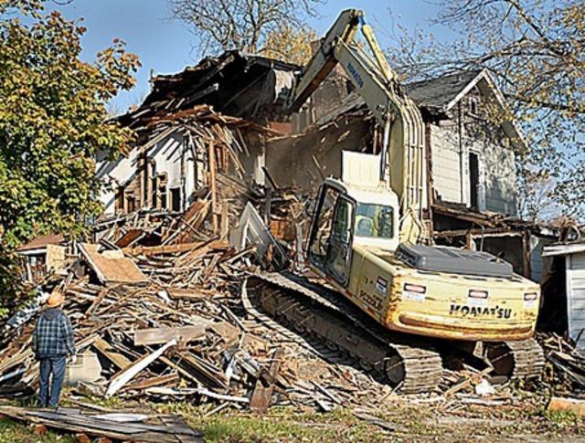 Magcor Demolition In Toronto Homestars