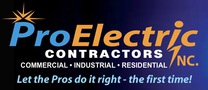 ProElectric Contractors's Logo