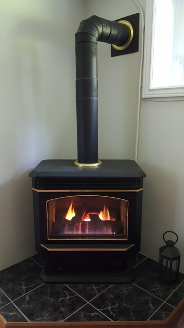 Review of true flame gas repair services ltd fireplaces for Gas fireplace maintenance do it yourself