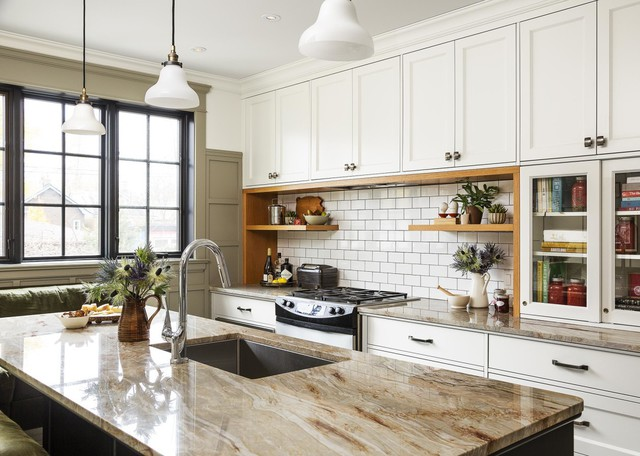 Marble view inc countertops in scarborough homestars for Perfect kitchen scarborough