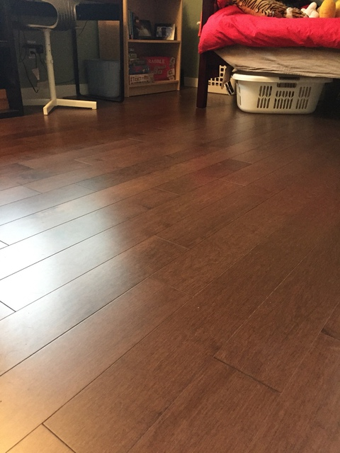 Review of upscale hardwood floor laying refinishing in for Hardwood floors calgary