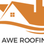 In Awe Roofing's logo