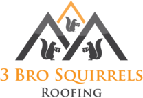Three Bro Squirrels Roofing Ltd.'s logo